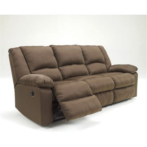 The Reclining by 9560188 Furniture Patrickson Coffee Reclining Sofa
