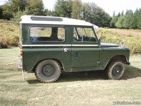 land rover 88 corto portal compra venta veh 237 culos cl 225 sicos - Land Rover 88 Corto