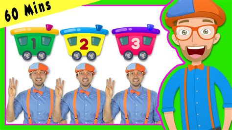 color songs for toddlers preschool learning with blippi learn colors with songs