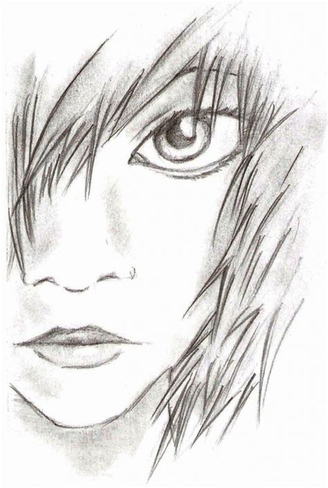 Anime Pictures To Draw How To Draw An Anime Kid Step Step Anime People Anime Draw Drawing Art Pictures To Draw For
