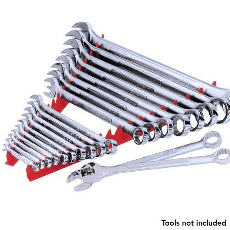 Spanner Holder Rack by Stealth Magnetic Spanner Rack Organiser Holder Holds 20 Tools