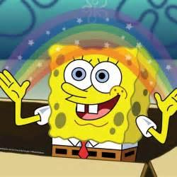 Meme Generator Spongebob - spongebob rainbow meme generator
