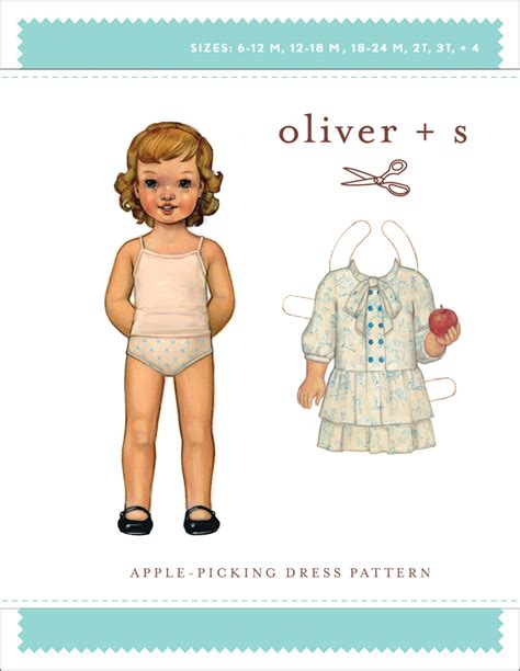 pick pattern review oliver s os028ap apple picking dress