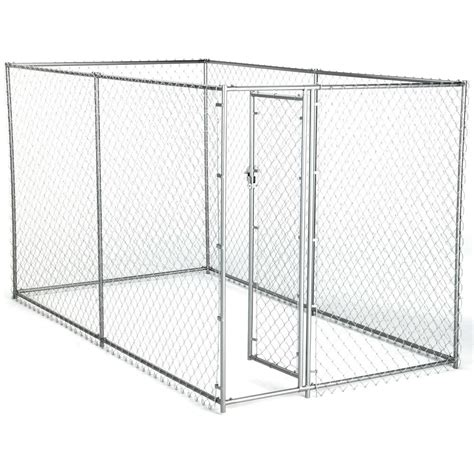 american kennel club puppies american kennel club 6 ft x 10 ft x 6 ft chain link kennel kit 308595akc the home