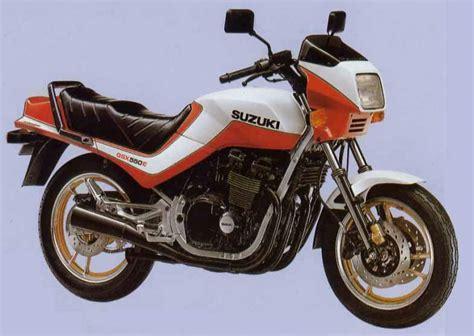 Suzuki 550 Gsx Suzuki Gsx 550