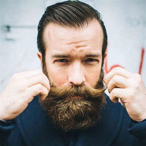 haircuts that go with a handlebar mustache 54 best best beard styles images on pinterest beard and