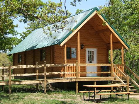 Kansas State Park Cabins by Cross Timbers Gallery Cross Timbers Locations State