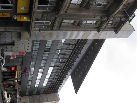 checkpoint charlie rem koolhaas berlin building  architect
