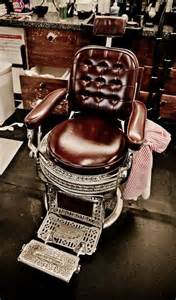 Barber Shop Chairs For Sale Used Vintage Barber Chair Part Pinterest