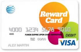 Att Uverse Gift Card Promotion - rewardcenter at t reward card infocard co
