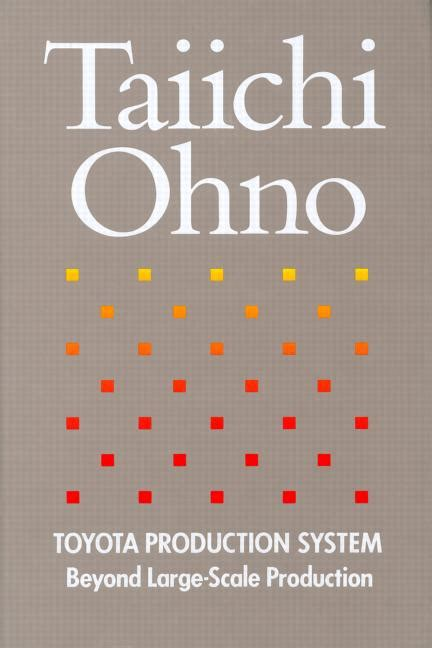 Toyota Production System Book Free Toyota Production System Beyond Large Scale Production