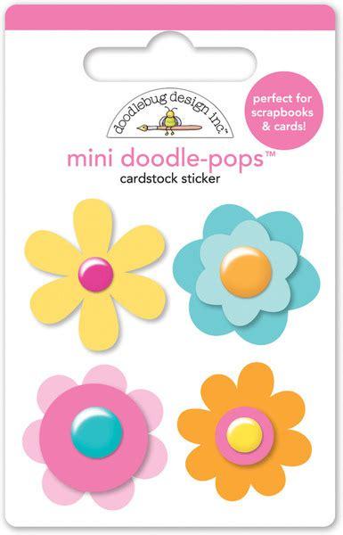 doodlebug hello doodlebug design hello collection doodle pops