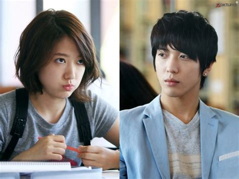 park shin hye talks about her love officially kmusic park shin hye and jung yong hwa talk heartstrings and