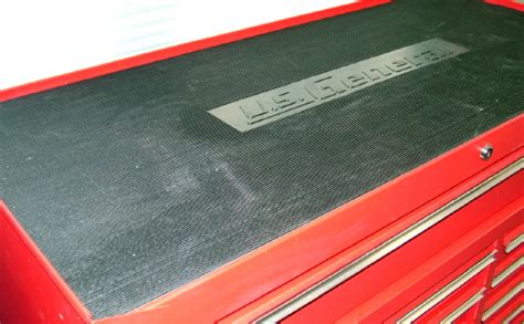 Tool Box Matting by Harbor Freight Tool Chest