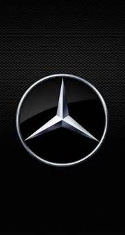 Mercedes Logo Wallpaper Mercedes Logo The Iphone Wallpapers
