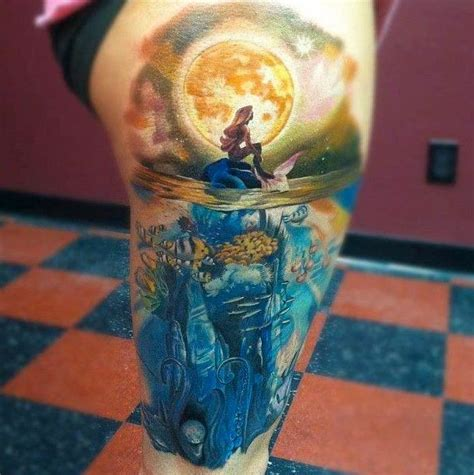 full body mermaid tattoo 17 best images about sister tattoo on pinterest the moon