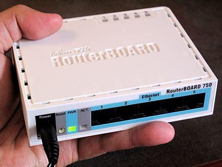 Router Mikrotik Paling Murah tutorial cara setting mikrotik rb750 via winbox kumpulan tutorial mikrotik indonesia