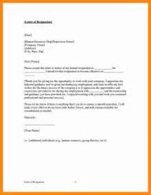 9 sle resignation letter canada graphic resume