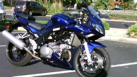 Suzuki Sportbikes Contra Costa Powersports Used 2006 Suzuki Sv1000s 1000cc V