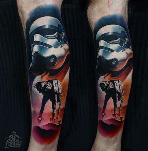 best star wars tattoos needles and sins wars tributes