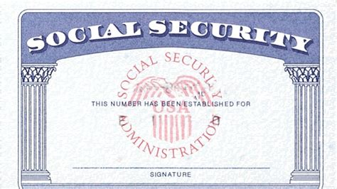how to make a social security card social securty is