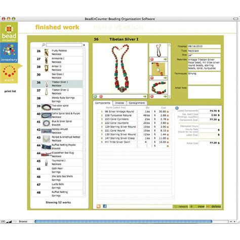 Tips For Creating An Inventory - tips for creating an inventory database for your handmade