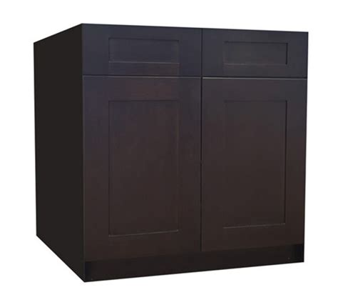 rta kitchen base cabinets sb33b sink base cabinet pepper shaker rta kitchen cabinet