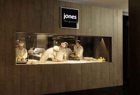 restaurant open kitchen design google search jones the grocer flagship store restaurant by landini