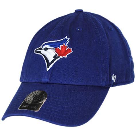 light blue mlb hats 47 brand toronto blue jays mlb clean up strapback baseball