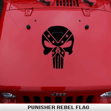 jeep rebel flag ford rebel flag decal autos post