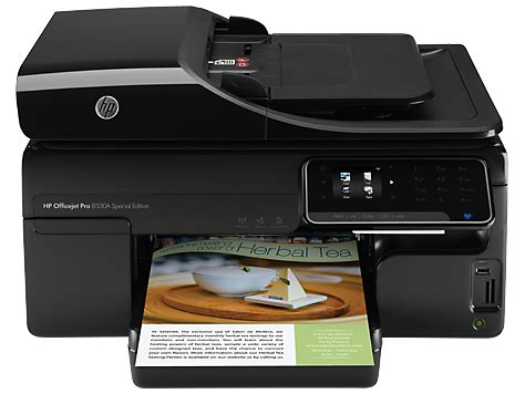 HP Officejet Pro 8500A e-All-in-One Printer series - A910 ... Driver For Hp 8500 A910
