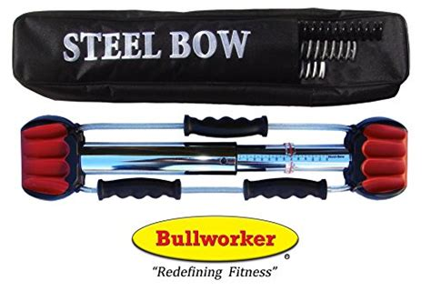 steel bow bullworker flex the ultimate total home