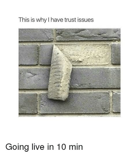 This Is Why I Have Trust Issues Meme - 25 best memes about i have trust issue i have trust