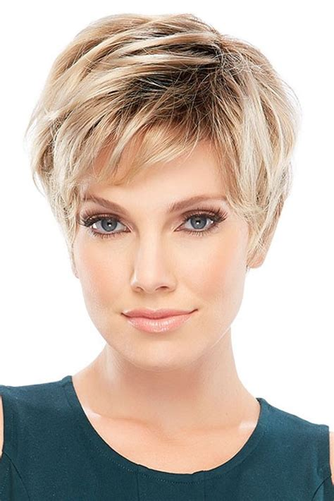 short hair lady in new applebees commercial large cap allure by jon renau wigs large cap wigs