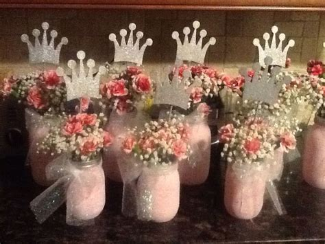 centerpieces for baby shower best 25 princess centerpieces ideas on baby