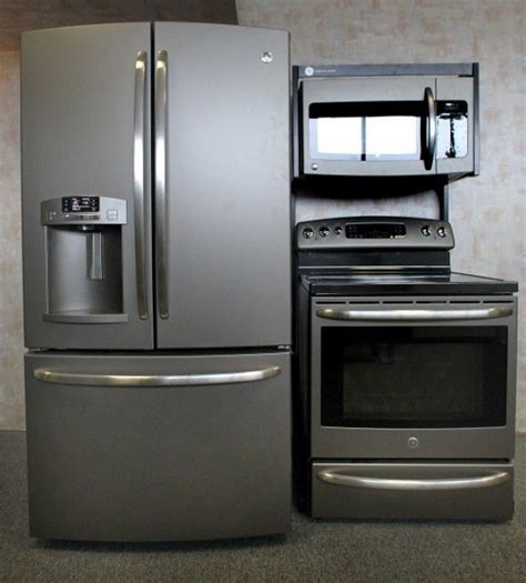 ge slate appliances revolutionize kitchen style boston ge slate appliances kitchen design quicua com