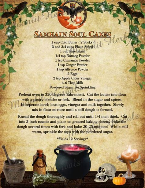 Kitchen Witch Recipes by The 25 Best Ideas About Wicca Recipes On