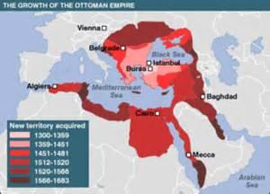 Timeline Ottoman Empire Jspivey Middle East 1700s