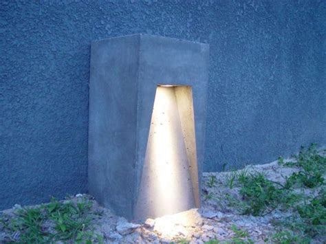 34 cool and modern diy concrete projects