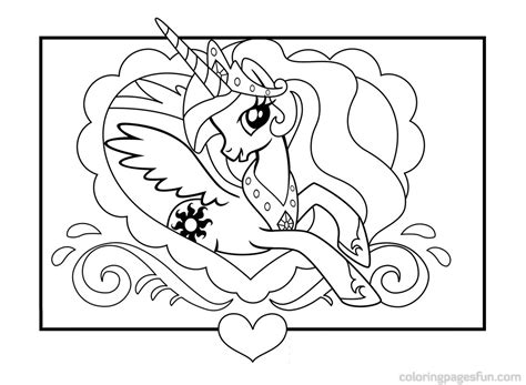 My kids love to print and color these my little pony coloring pages