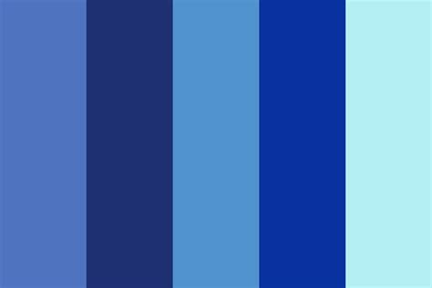 what kinds of colors were favored by rococo painters saphire color sapphire su color palette
