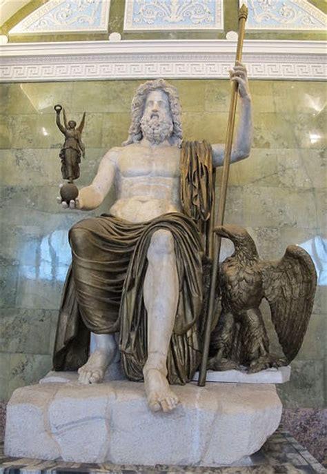 techo master statue signos mitos y estrellas el dios zeus j 218 piter para los