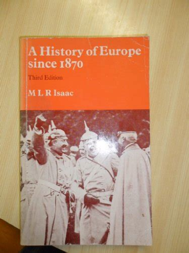 history of europe 1870 1919 books a history of europe since 1870 9780713104370 slugbooks