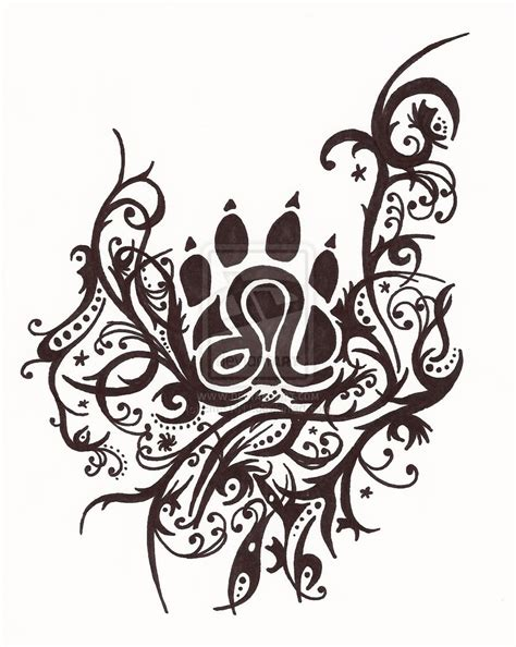 leo sign tattoo design 37 awesome leo tattoos for