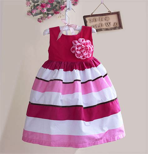 pattern dress child aliexpress com buy new hot seller girls dresses rainbow