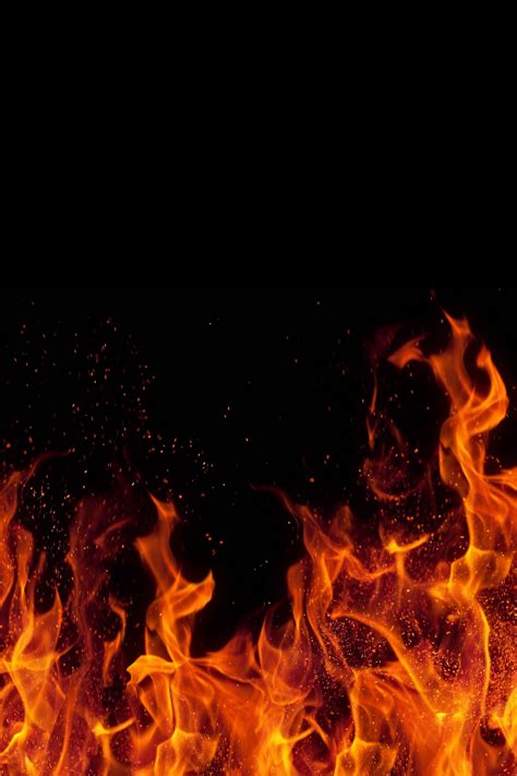 fire background hd full size  iphone wallpaper