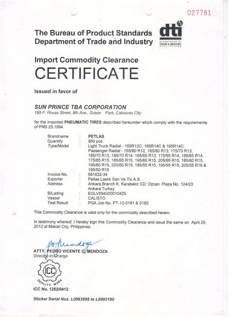 quality certification letter quality certification letter best free home design