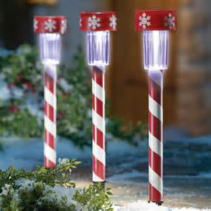 solar light decorations 14 peppermint stick 3 solar light decorations