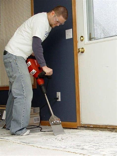 rimozione piastrelle pavimento rimuovere le piastrelle piastrelle