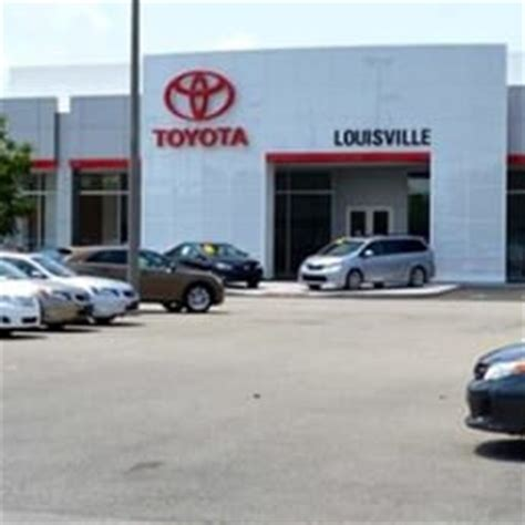 Toyota Of Louisville Dixie Highway Toyota Of Louisville 14 Photos Car Dealers 6514